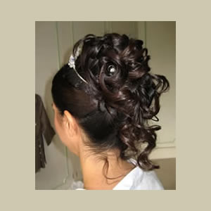 Wedding Hair Picture 5
